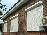 昆山卷帘窗安装|昆山外遮阳铝合金卷帘价格