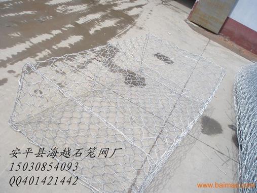 格宾网厂水利工程河道锌铝合金高尔凡石笼网加筋格宾雷诺护垫塞克格宾