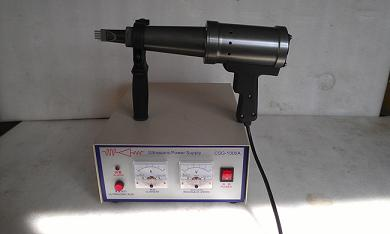 手持式超声波消除应力冲击设备