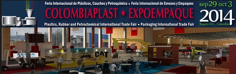 第八届哥伦比亚国际塑料橡胶工业展鸿尔周海洋COLOMBIAPLA