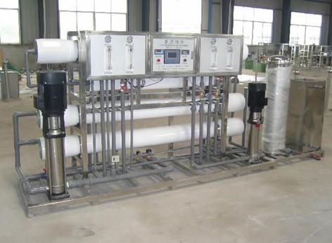 东莞生源纯净水设备地下水处理
