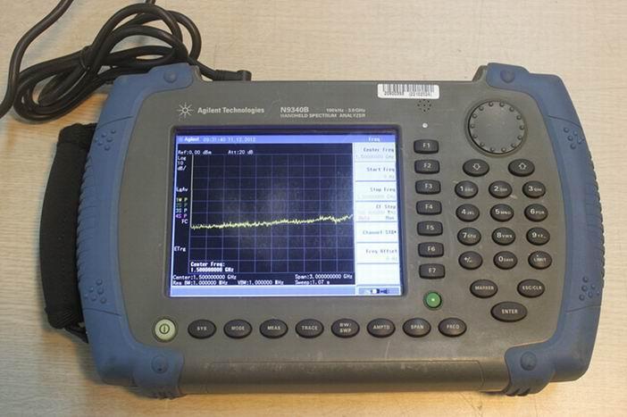东莞回收N9340A、N9340B手式频谱分析仪