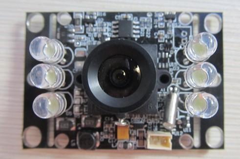 0200车载监控后视楼宇可视验钞机cmos摄像头