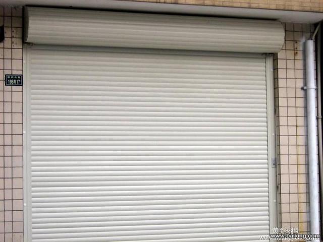 石景山区安装卷帘门专业