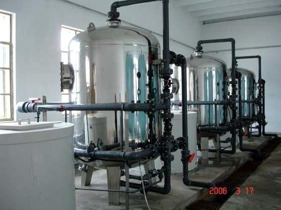 昆明除铁除锰设备地下水除铁锰除铁锰过滤器水净化设备