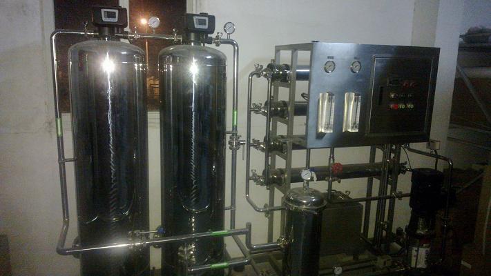 昆明反渗透纯水设备反渗透水处理设备RO反渗透纯水设备