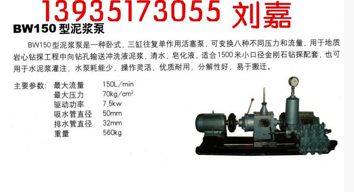 吉林低价供应边坡交互泥浆泵潜水泥浆泵