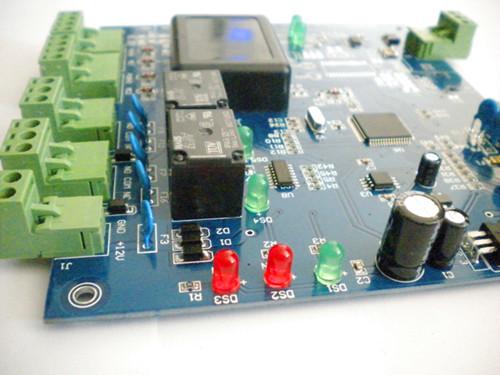 新长远 无线双门控制器 无线wifi门禁 无线门禁系统 无线控制