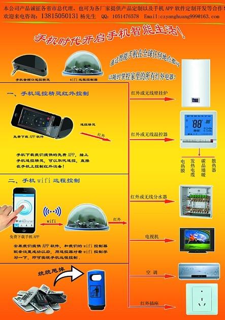 手机远程控制