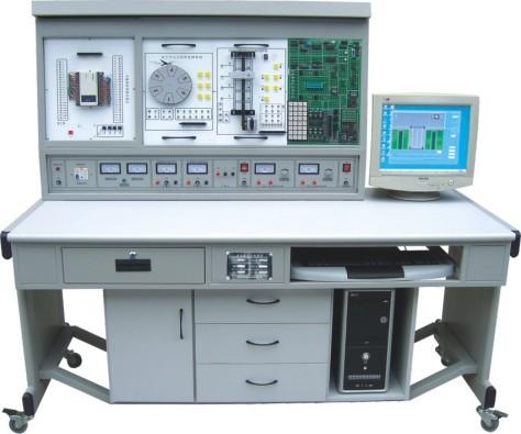 KHS-51A型PLC可编程控制实验及单片机实验开发系统实验装置