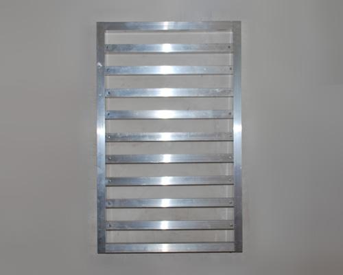 铝合金抗风百叶窗