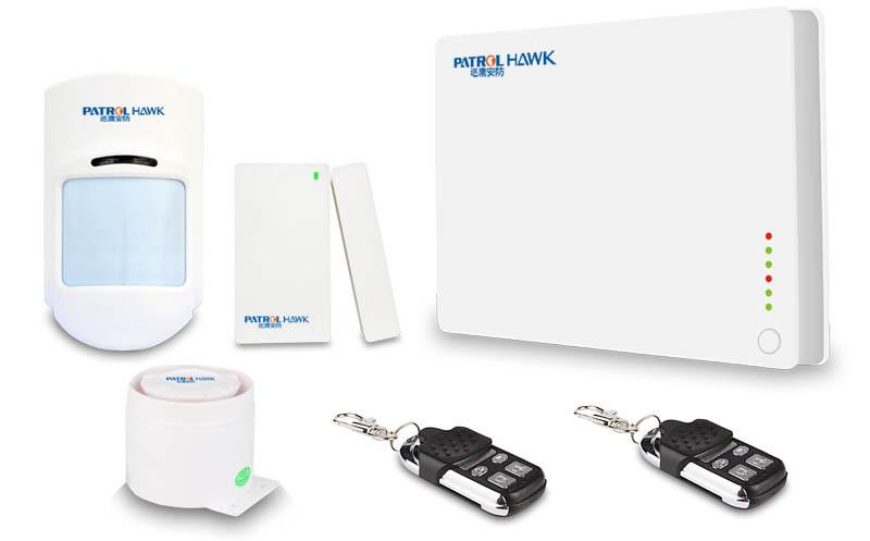 GSM防盗报警系统