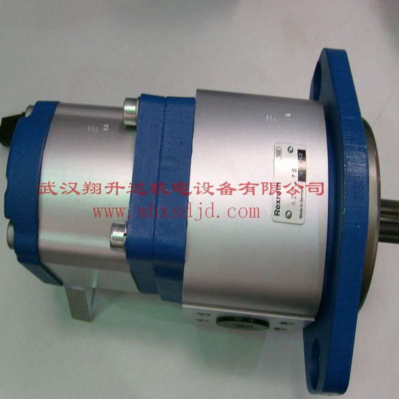 力士乐液压泵维修,补油泵,控制阀