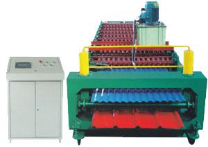 南雄水波纹双层彩钢板压型设备、乐昌水波纹双层彩钢板压型设备