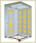 生产不锈钢电梯轿厢蚀刻板 供应彩色不锈钢镜面板