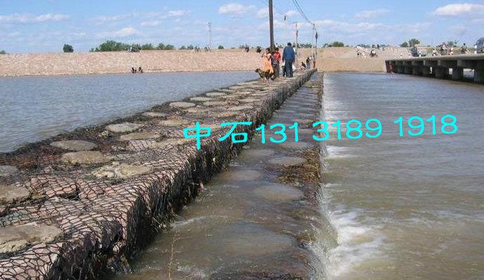 河堤加固雷诺护垫、涂树脂膜雷诺护垫护坡、雷诺网垫