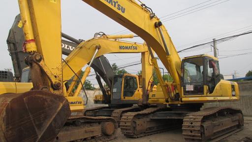 二手挖掘机小松450-7,原车手续,现货供应,全国免费送货