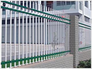 供应-工厂围墙锌钢护栏围栏、质量保证