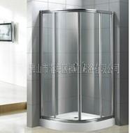 供应双推简易淋浴房