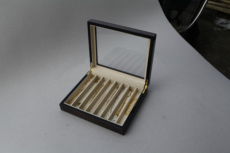 厂家直销 供应 项链盒 首饰盒 高档项链盒 珠宝盒 木制首饰盒