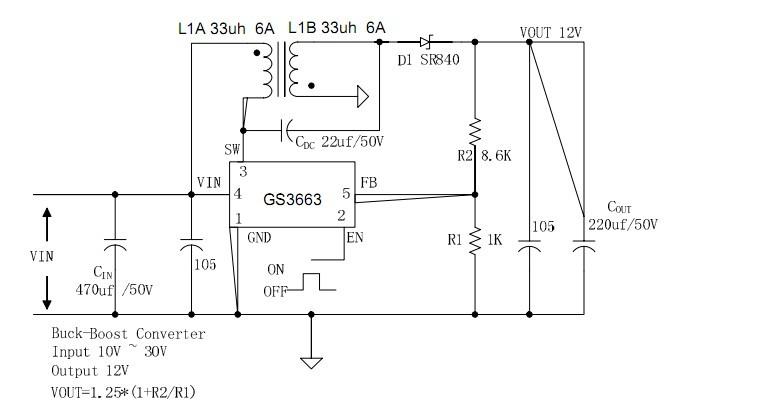 升压电路 升压电路图 升压电路板 升压电路ic dc-dc