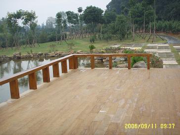 武汉木塑地板厂家