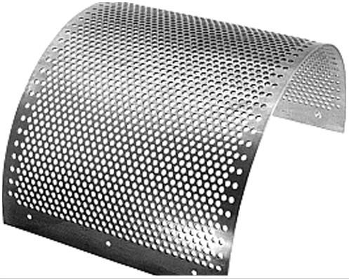 不锈钢冲孔网、圆孔网片、不锈钢冲孔板