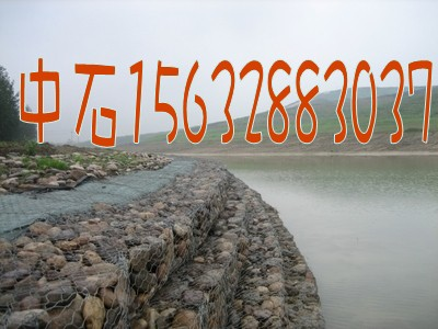 冷热镀锌宾格石笼/生态覆塑格宾网笼/高尔凡格宾石笼镀