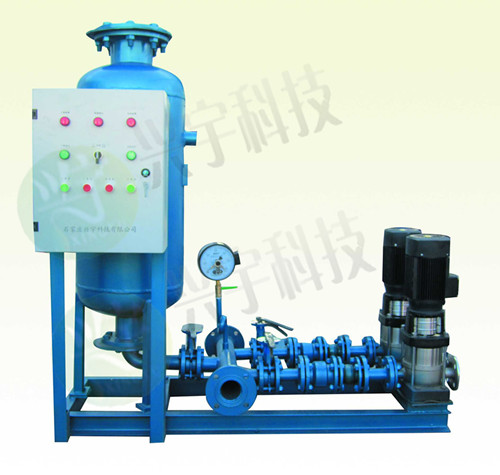 隔膜式定压补水机组厂家