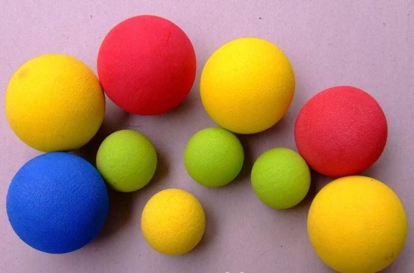 幼儿园玩具球/老人康复运动球