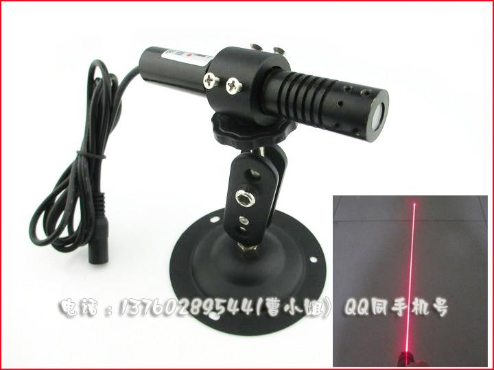 红光均匀一字激光器 高斯分布激光器