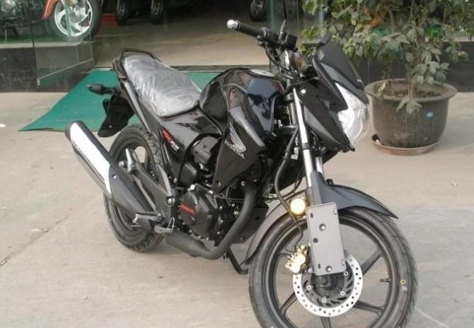 五羊本田幻影150摩托车价格