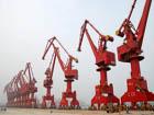 港机防腐 港口机械防腐 船用起重机防腐