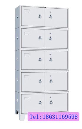 石家庄厂家批发两节密码文件柜要多少钱 带密码文件柜的价格 文件柜