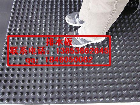 高密度聚乙烯排水板 、排水板材质介绍