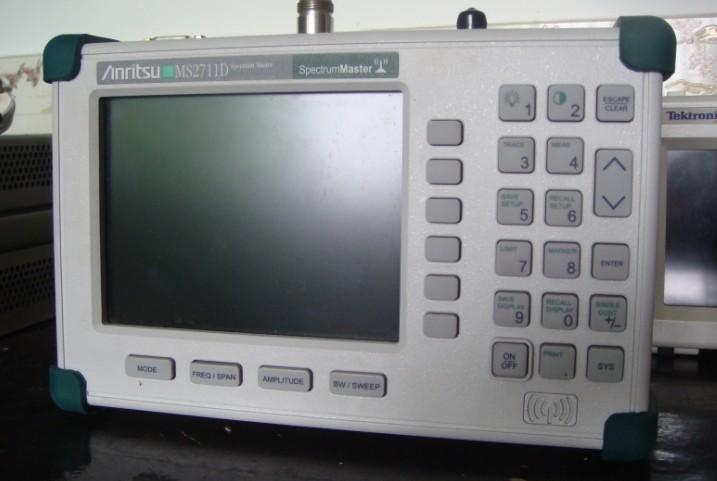 高价回收MS2711B、MS2711D手式频谱分析仪