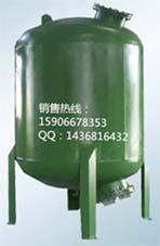 供应井水除泥沙过滤器 碳钢防腐砂滤器 砂滤罐体加工