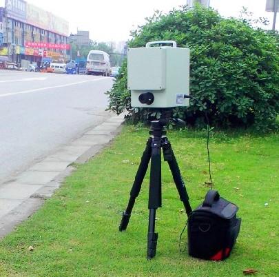 道路测速仪LLR-5移动高清雷达测速仪