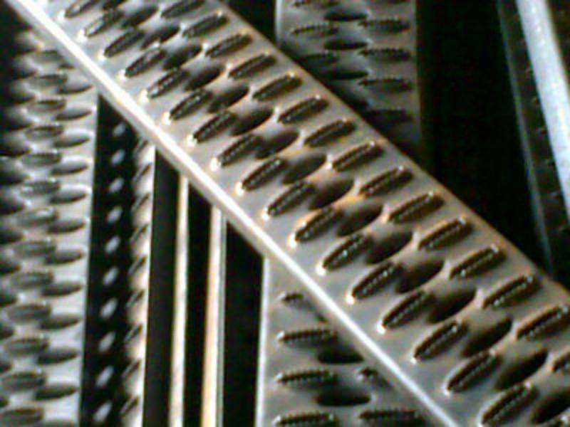 冲孔网,百叶冲孔网,防滑冲孔