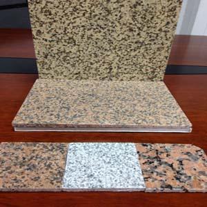 高略优质石材复合STP超薄绝热板可包工包料有施工资质