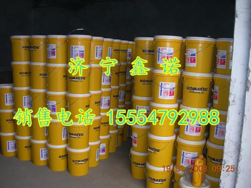 小松挖掘机专用油液压油机油小松专用