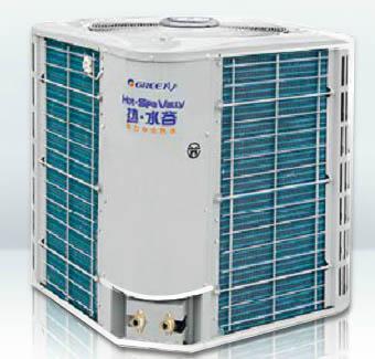 热•水谷低温循环型商用空气能热水机组