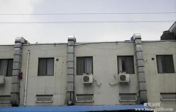 北京专业安装改造酒店厨房烧烤排烟罩排烟管道