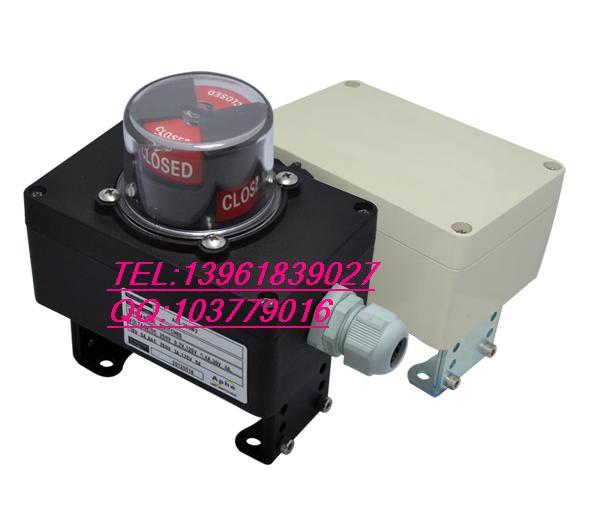 ALS-100M气动阀门限位开关/机械式2SPDT/欧式方形回信