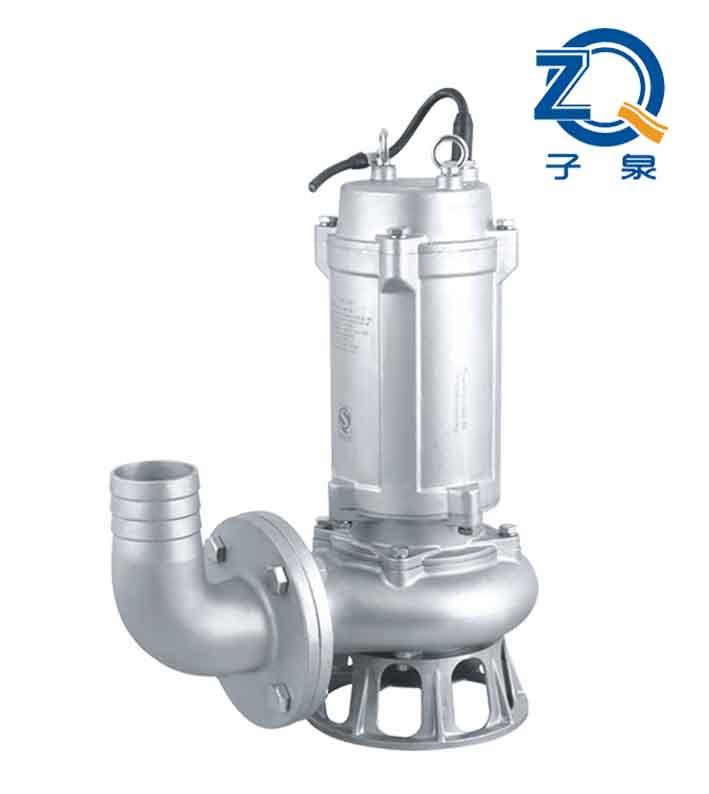 不锈钢自动搅匀潜污泵,自动搅匀不锈钢潜污泵