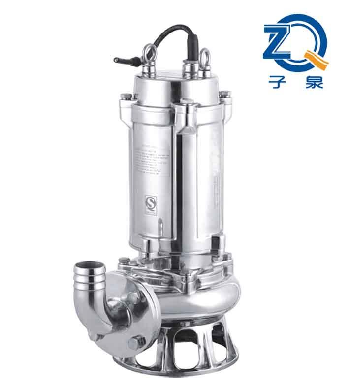 不锈钢耐腐蚀潜水泵,耐腐蚀不锈钢潜污泵,防腐不锈钢潜污泵