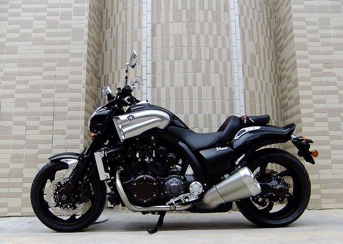 雅马哈大魔鬼1700 太子摩托车 摩托车报价