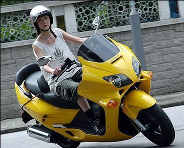 本田 NSS—250 踏板摩托车