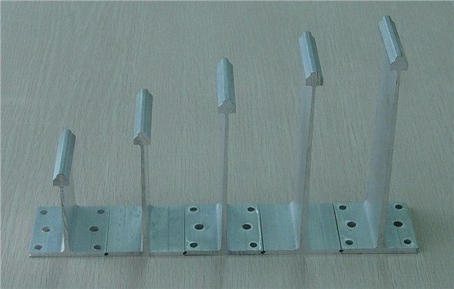 铝镁锰直立锁边系统附件。