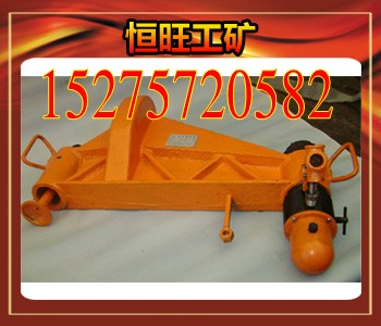 KWCY300液压垂直弯轨机 垂直弯道器